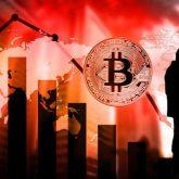 仮想通貨はもう終わり?ビットコインが2018年最安値を更新中・・・