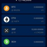 Cool X Wallet(CXWサービス)はじめました
