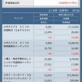 子ども2人のジュニアNISAで30万円S&P500を買付!